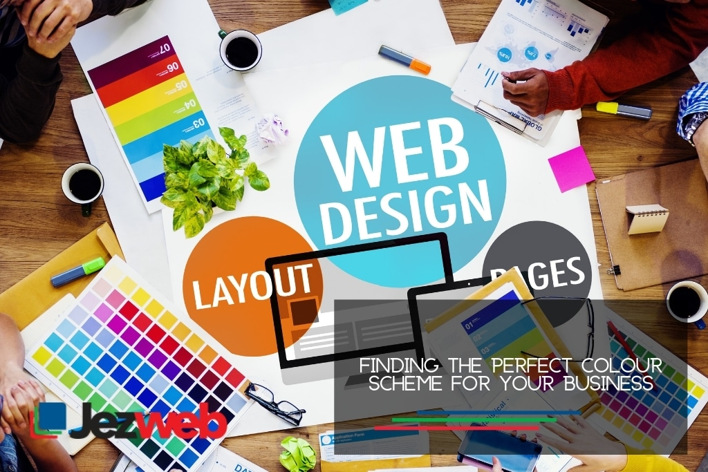 Finding the Perfect Colour Scheme for Your Business