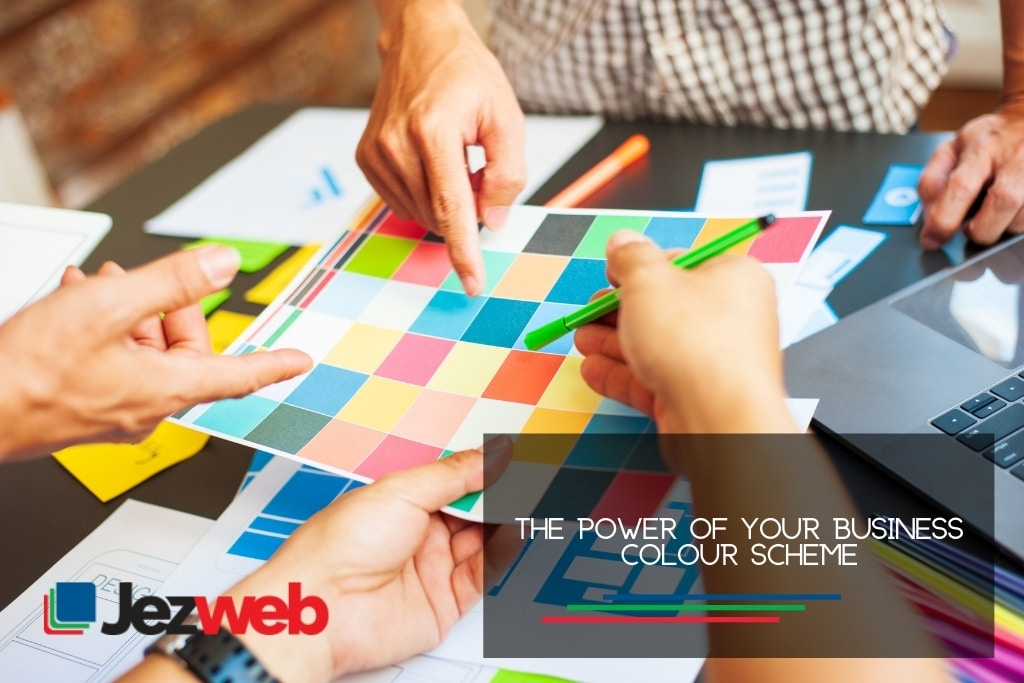 The Power of Your Business Colour Scheme