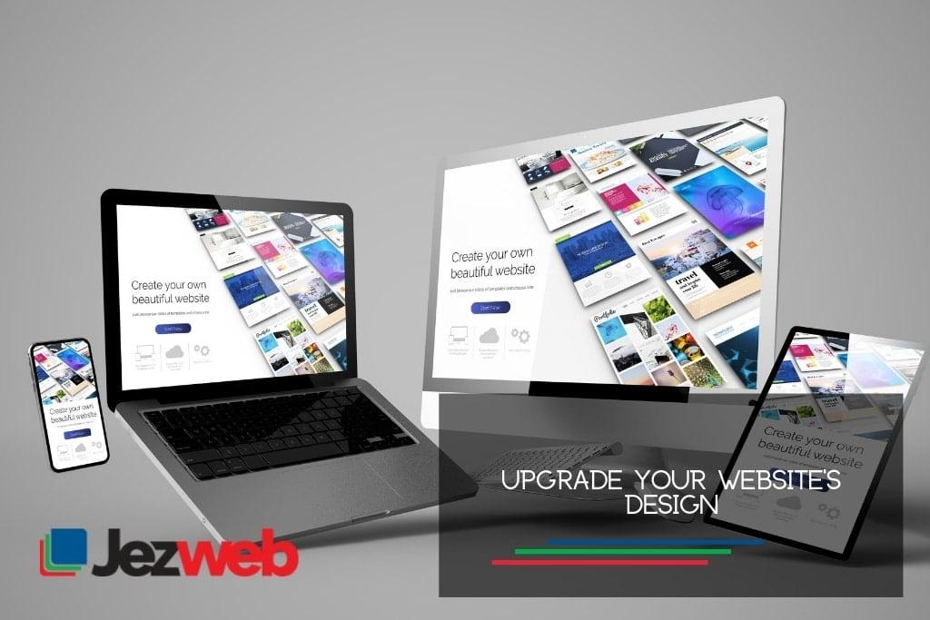 Upgrade Your Website's Design