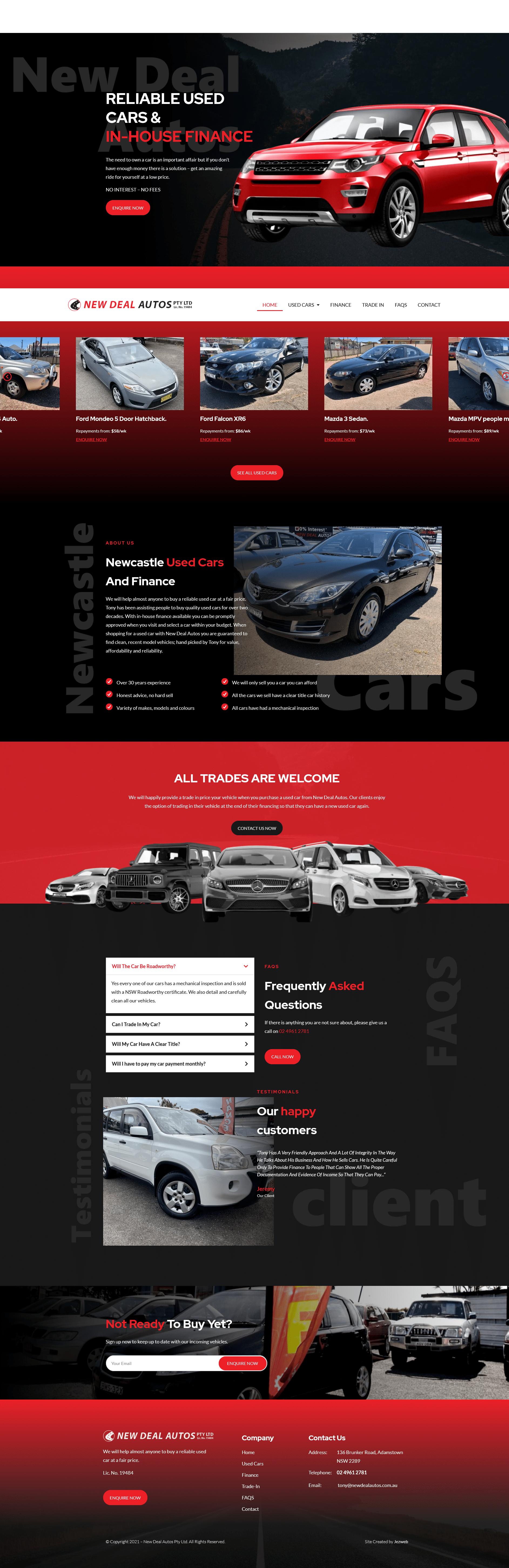 New Deal Autos -