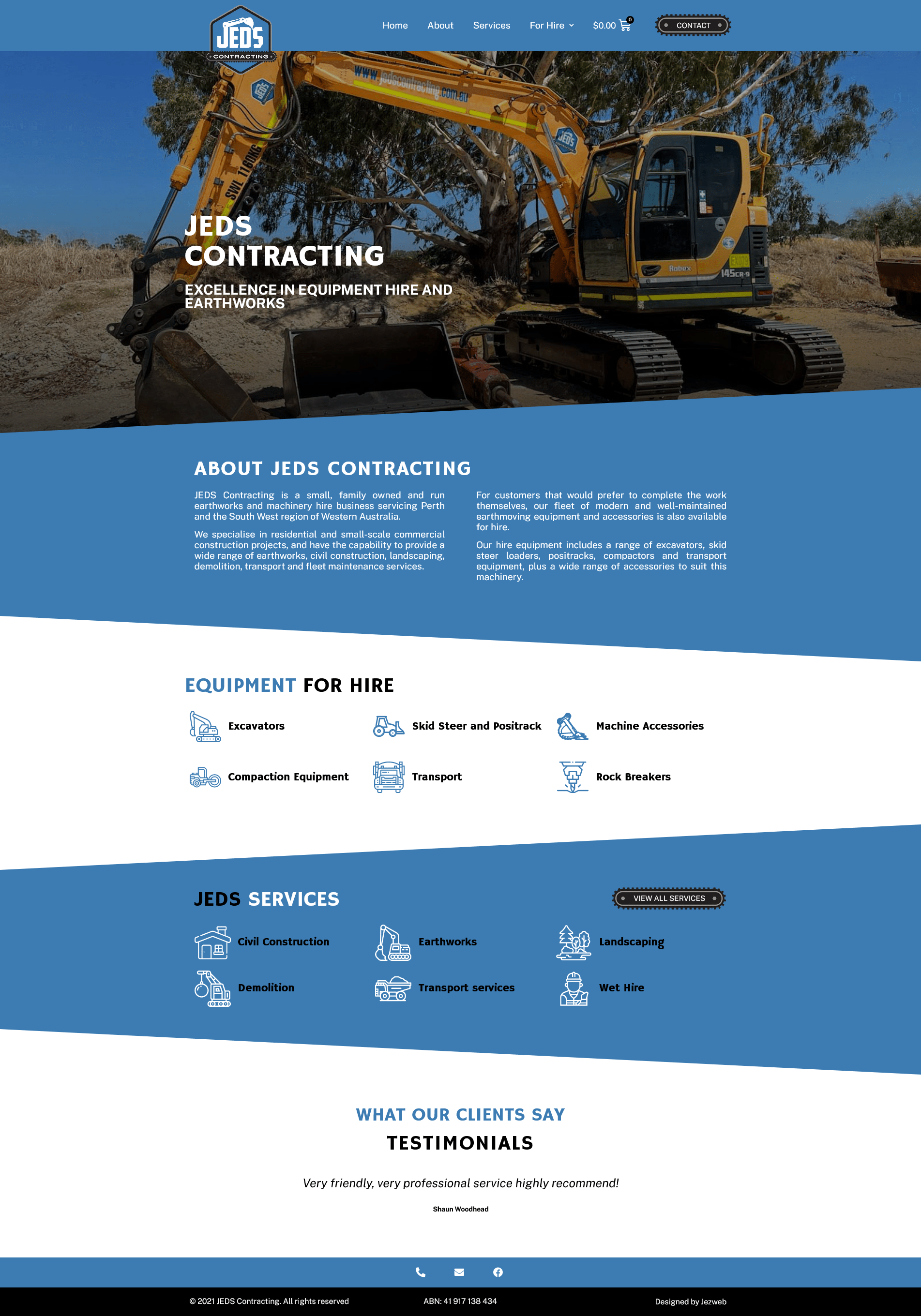 JEDS Contracting -