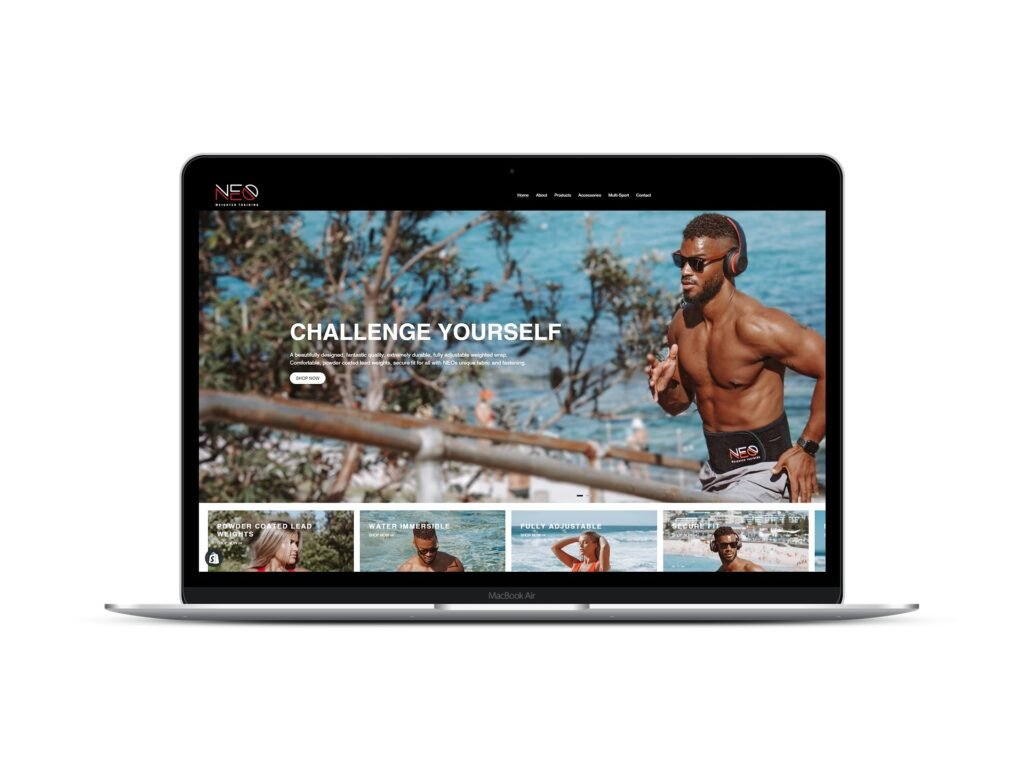 Shopify Website Design - shopify