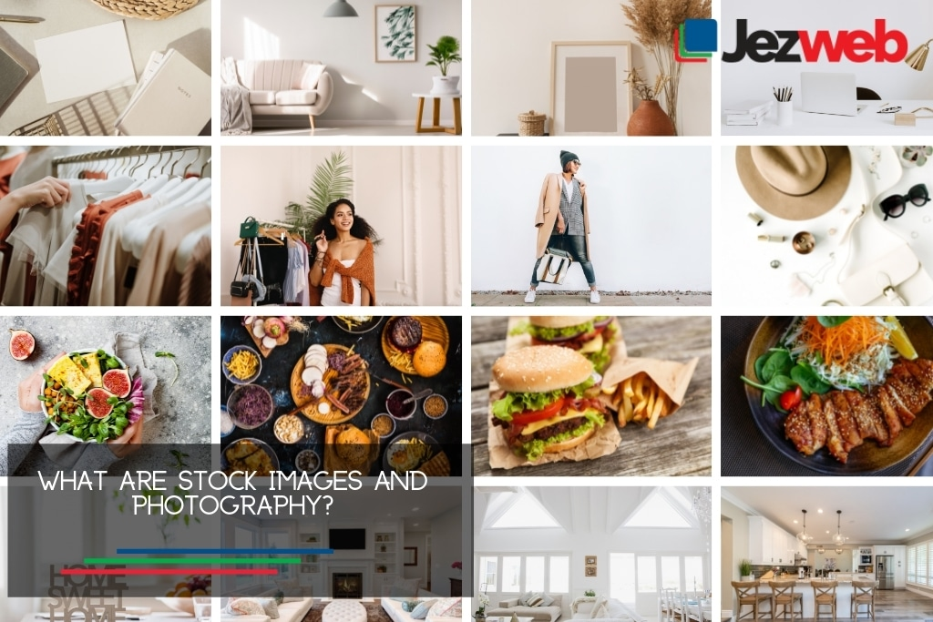 What are Stock Images and Photography?