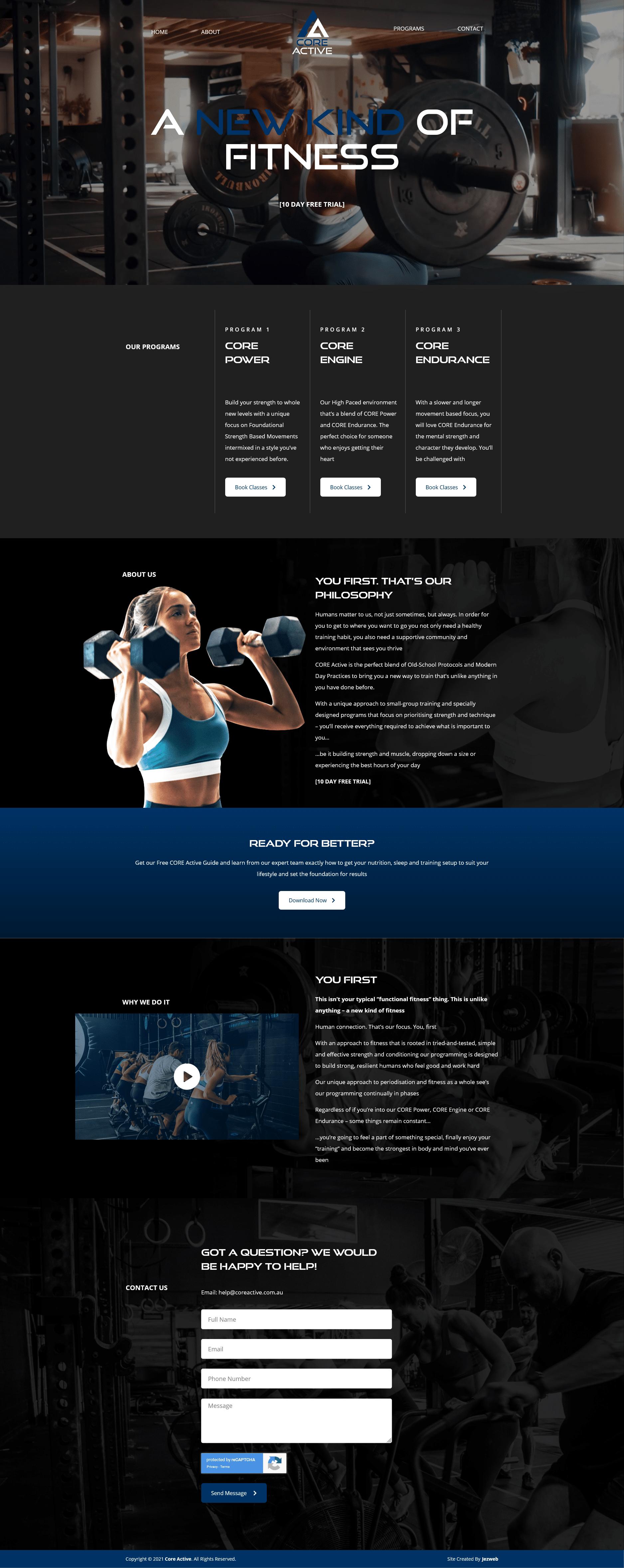 Core Active -