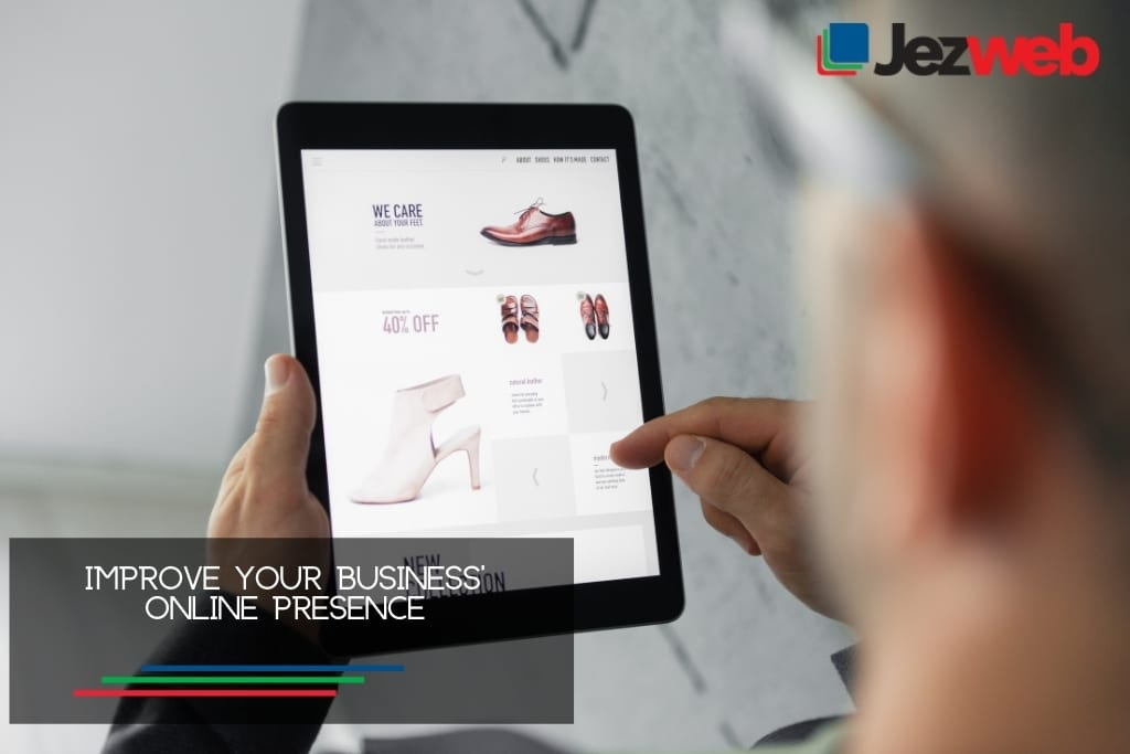 Improve Your Business' Online Presence