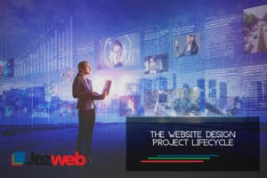 The Website Design Project Lifecycle