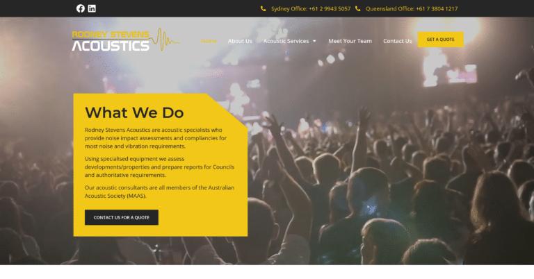 Home - Web Design